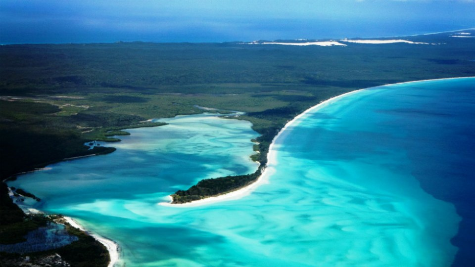 Australia Honeymoon Fraser Island