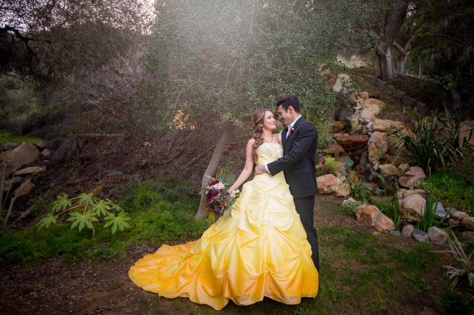 Top 12 disney wedding themes for disney brides all around the world theres something undeniably enchanting about disney with the latest spotlight shone on beauty and the beast its no wonder why many couples want to junglespirit Image collections