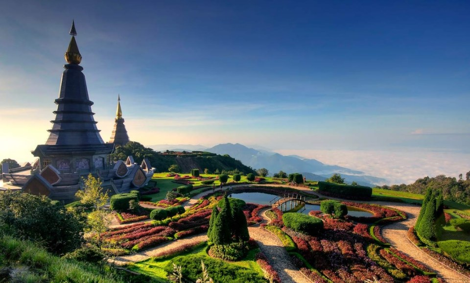 Chiang Mai Honeymoon - Doi Inthanon National Park - Thailand Tour