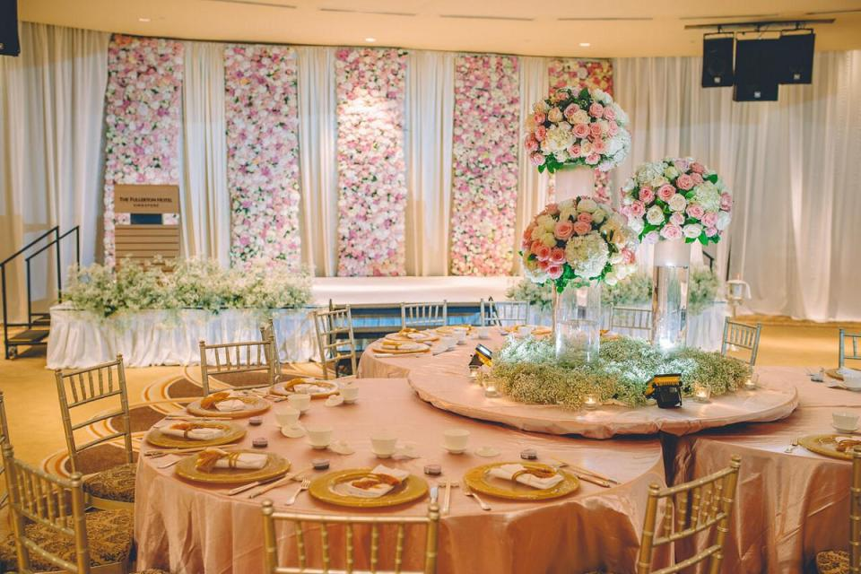 Fullerton Wedding - The Ballroom