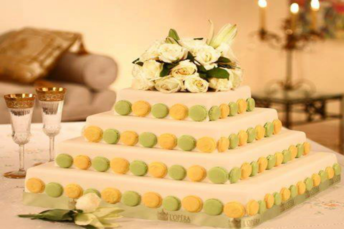 Top 10 Places to get your Wedding Cakes in India | The Wedding Vow