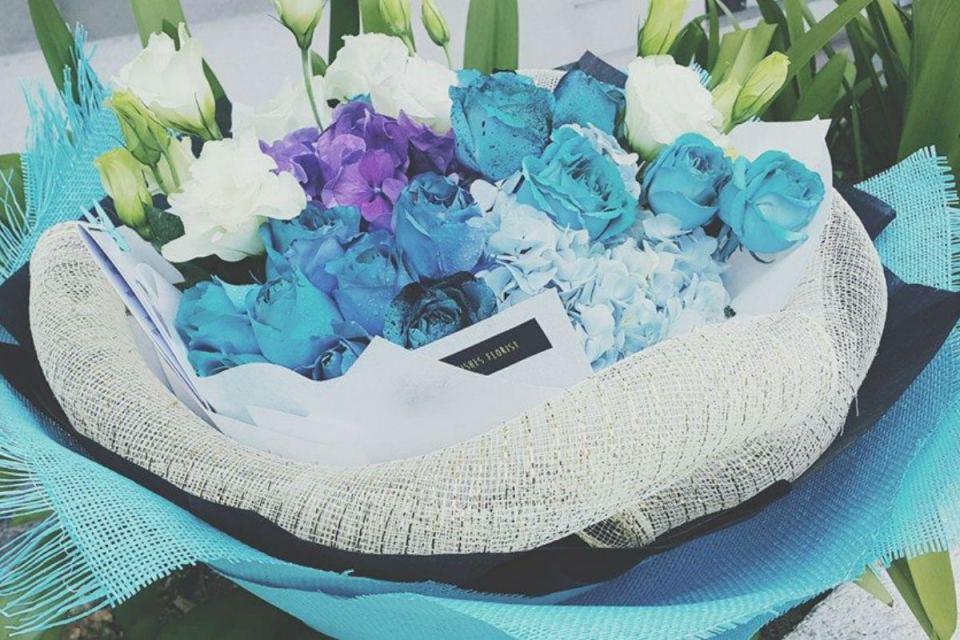 Photo via Warm Wishes Florist
