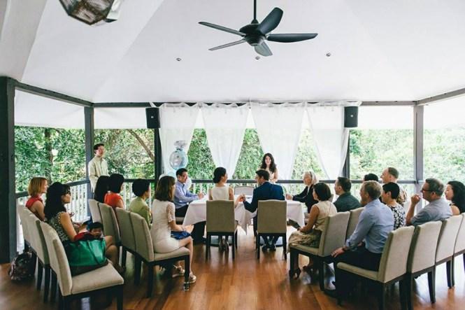 Top 10 Garden Wedding Venues in Singapore - Lewin Terrace