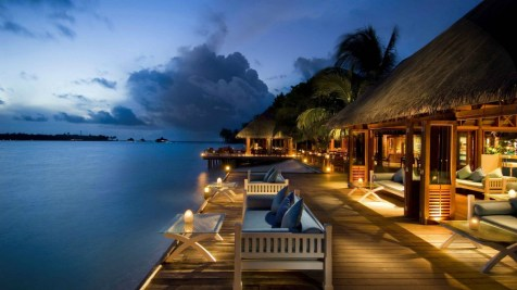 Maldives beach honeymoon 3