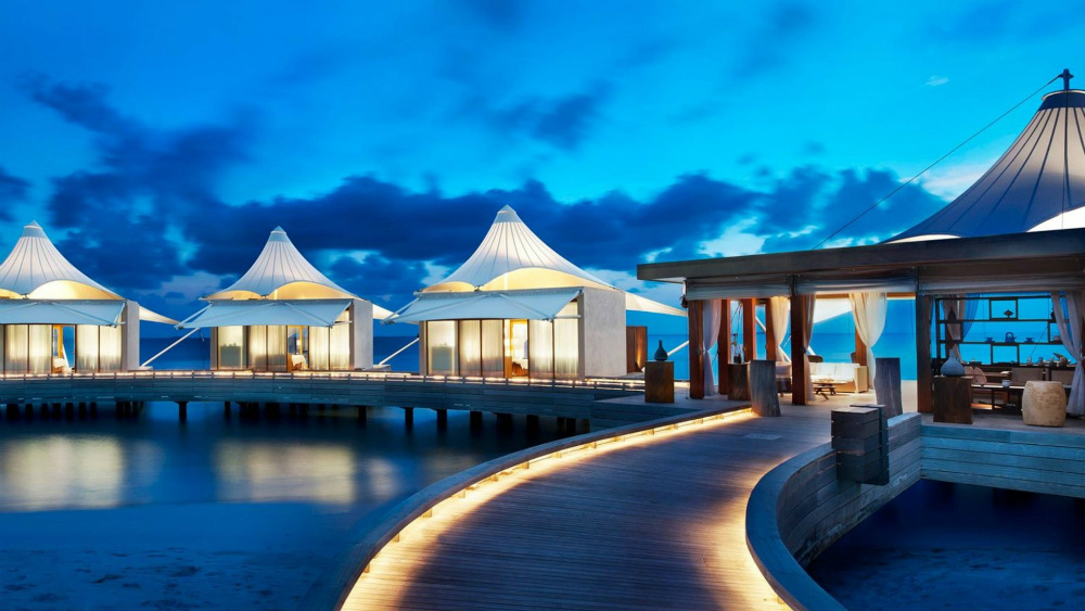 Maldives Asia For World Class Luxury Resorts