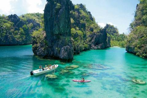 Palawan, Philippines, Beach Honeymoon Destination