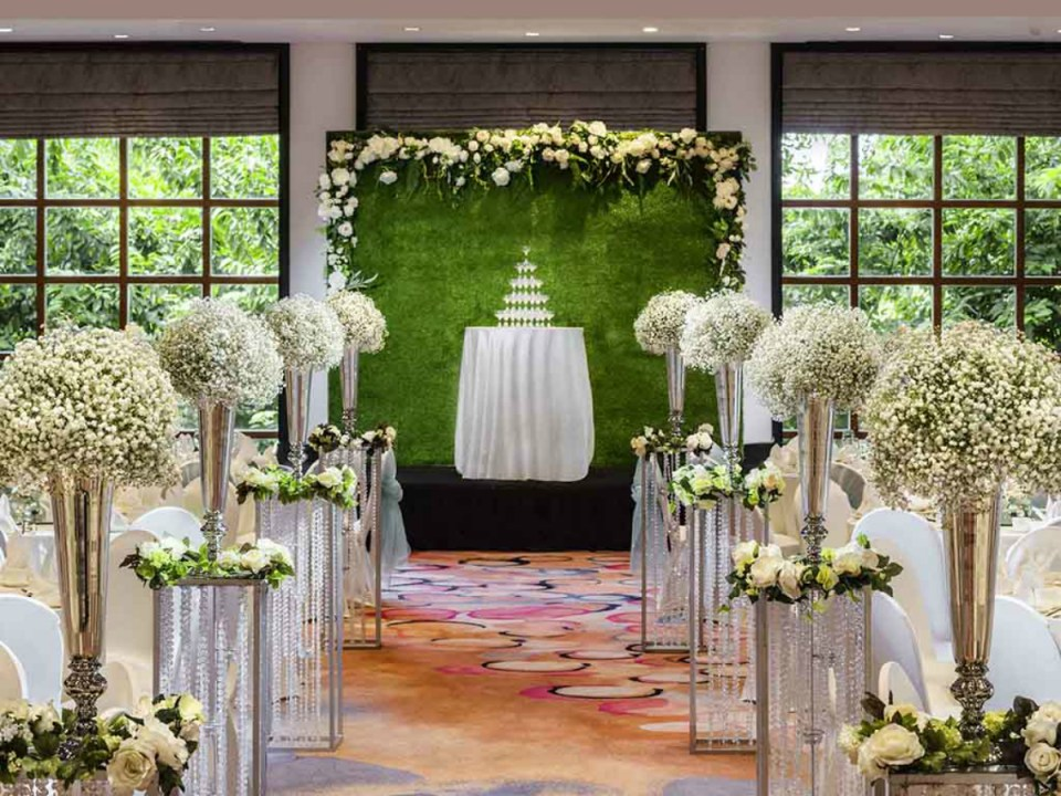 Top 10 Garden Wedding Venues in Singapore - Sofitel Singapore Sentosa Resort & Spa 2