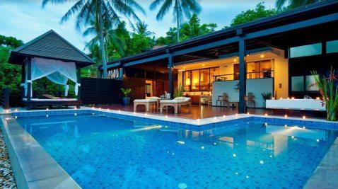 Tongsai Bay Akorn_Villa Private Pool