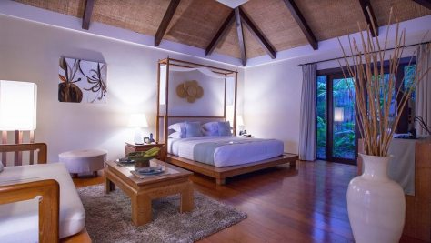 Tongsai Bay Akorn Villa Bedroom