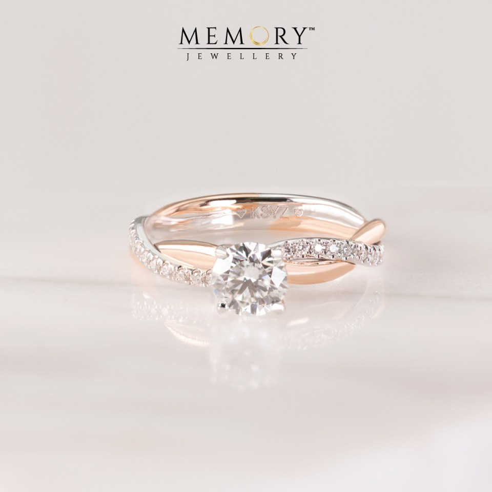 This is an image of 49 Popular Places to Buy Engagement Rings in Malaysia