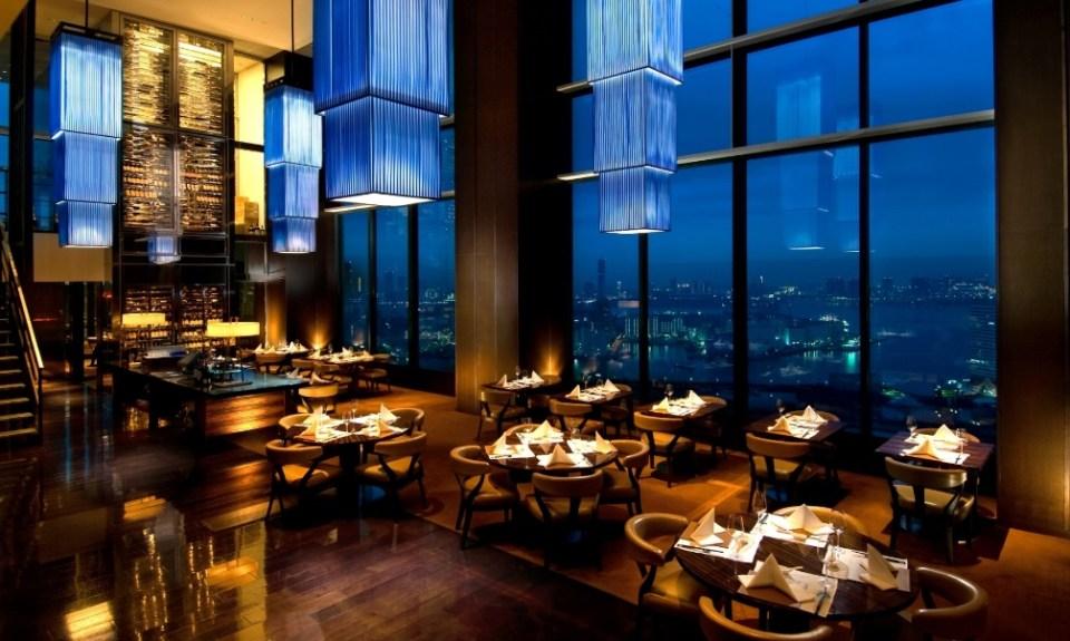 tokyo hotels - Conrad Tokyo - The Japan Times