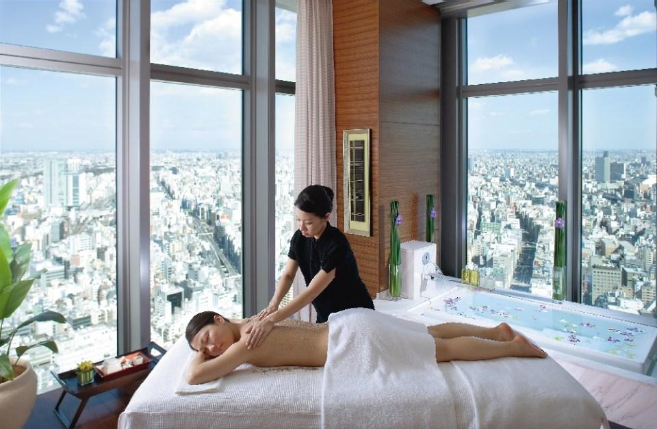 tokyo hotels - Mandarin Oriental Tokyo