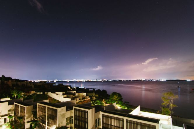 Montigo Resorts Nongsa Batam nightsky