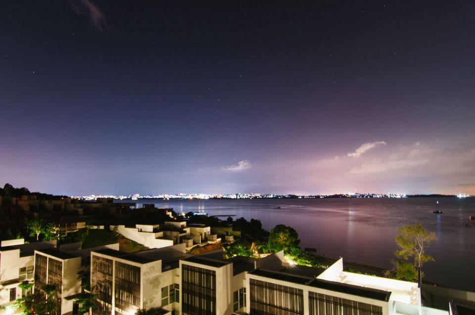 Montigo Resorts Nongsa Batam nightsky