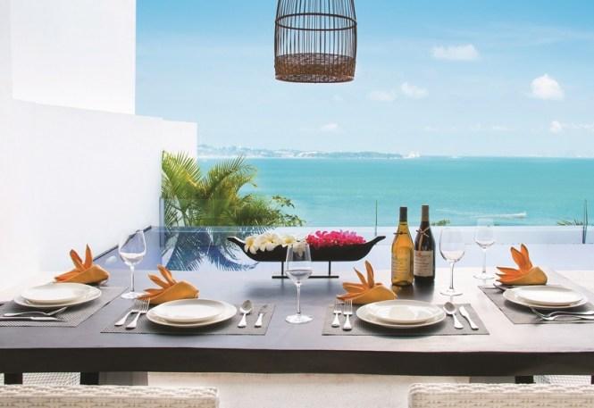 Montigo Resorts Nongsa Batam Private Dining