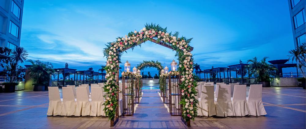 Renaissance Johor Bahru wedding
