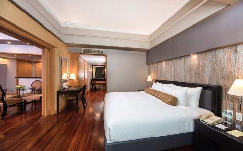 The Bellevue Manila Main Wing Premier Suite
