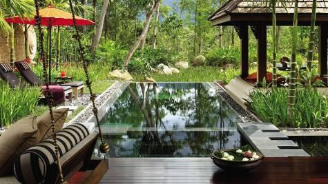 Swimming Pool of the Pool Villa