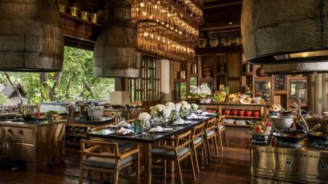 Four Seasons Resort Chiang Mai Wedding Honeymoon_Rim Tai Kitchen