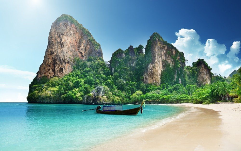 Thailand Honeymoon Krabi Landscape
