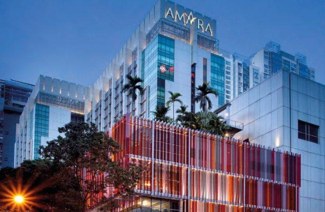 City Weddings At Amara Singapore Featuring Contemporary