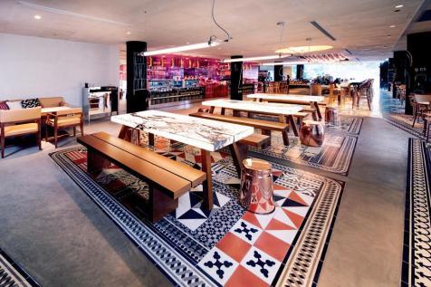 M Social Singapore - Dining