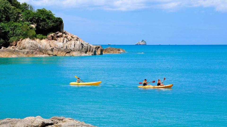 Tongsai Bay Koh Samui Honeymoon watersports