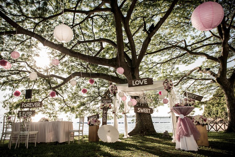 Shangri-La Rasa Sentosa wedding venues singapore