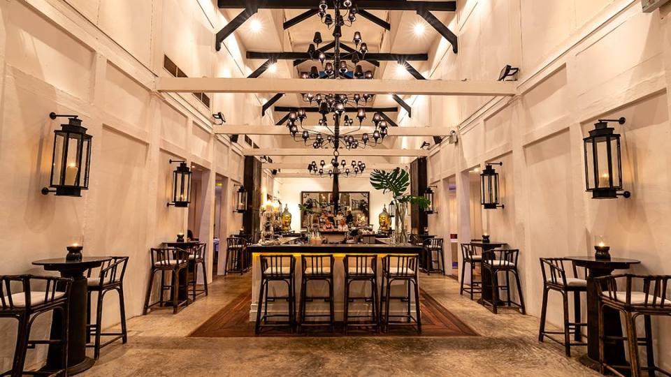 Tamarind Hill wedding venues singapore