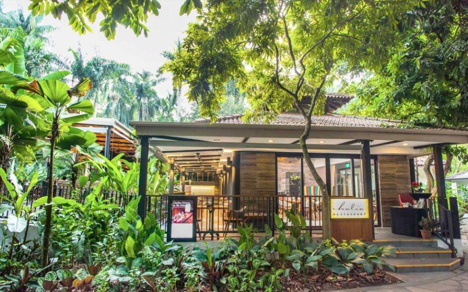 The Halia Garden Wedding Venue Singapore