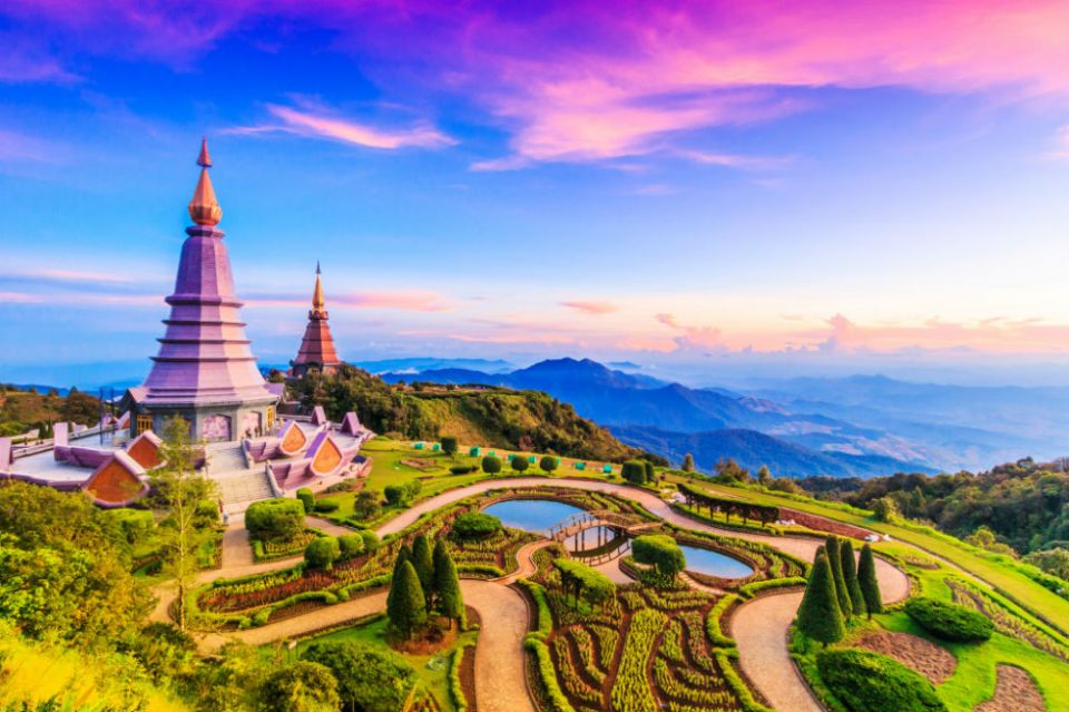 Thailand Honeymoon Destinations - Chiang Mai Doi Inthanon National Park - The Jigswa Puzzles