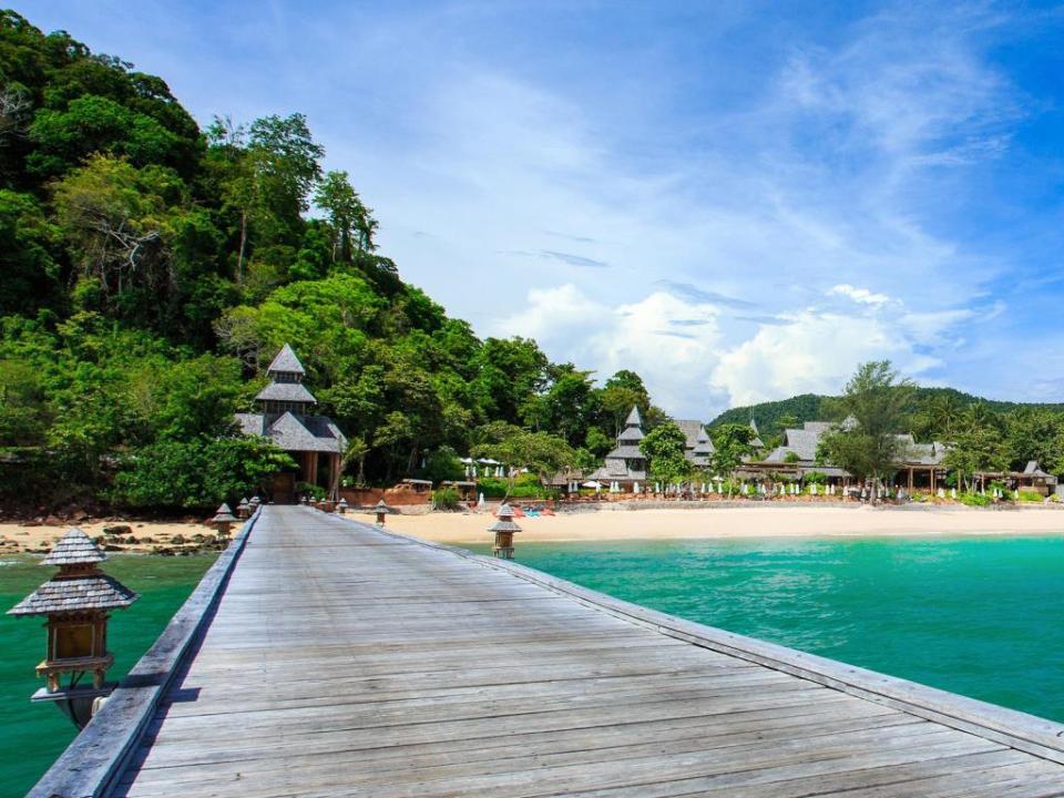 Thailand Honeymoon Destinations - Santhiya Koh Yao Yai Resort and Spa