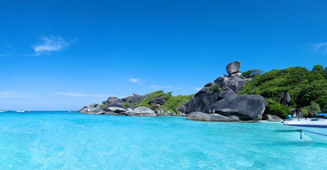 Thailand Honeymoon Destinations - Similan Islands - Arkhipenko Olga