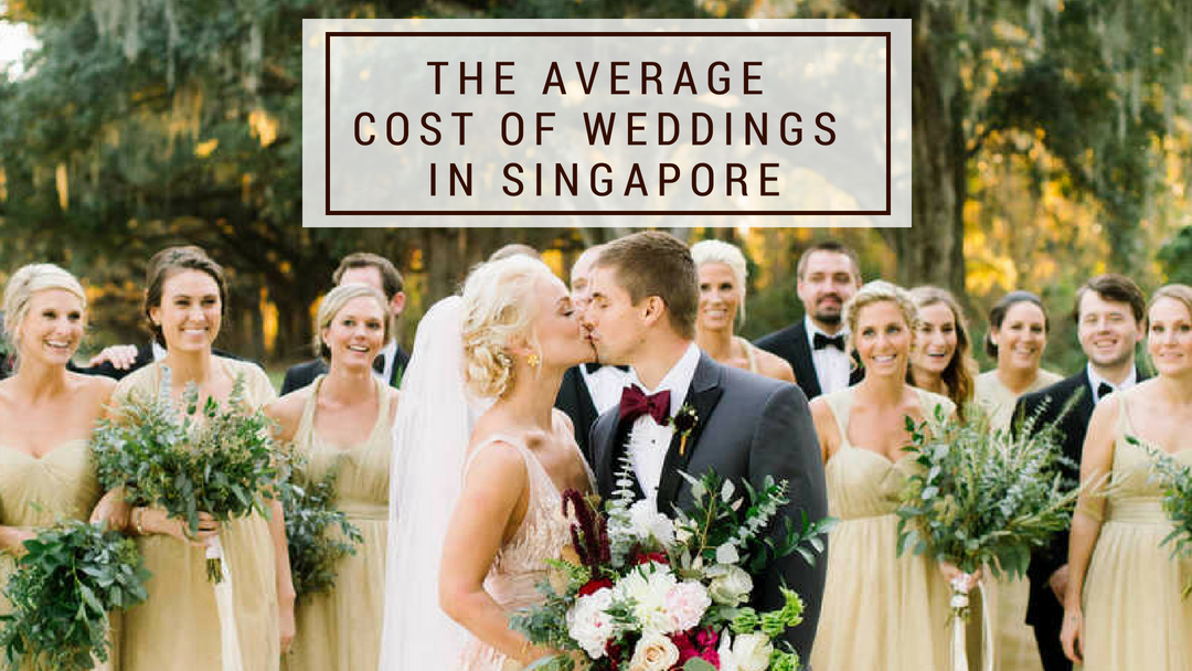 Batam Wedding Photography: The Average Cost Of Weddings In Singapore + Saving Tips