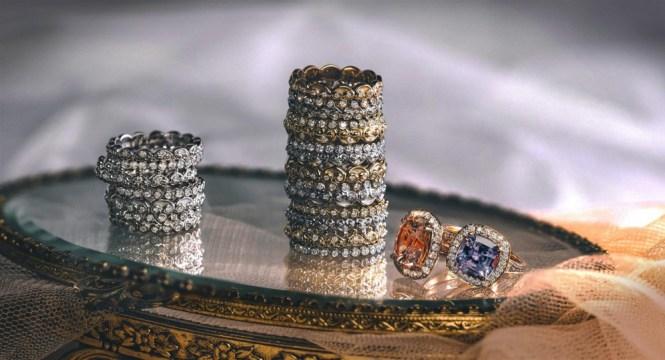 wedding ring B.P. de Silva