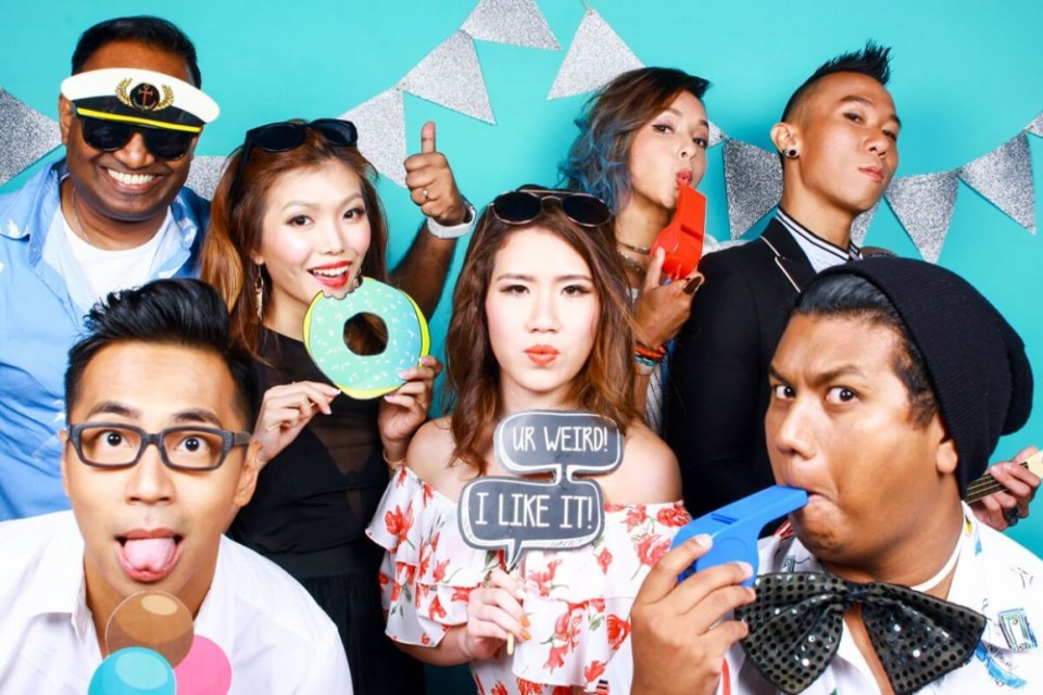 13 Noteworthy Photobooths for Your Wedding Day (2018 Edition)