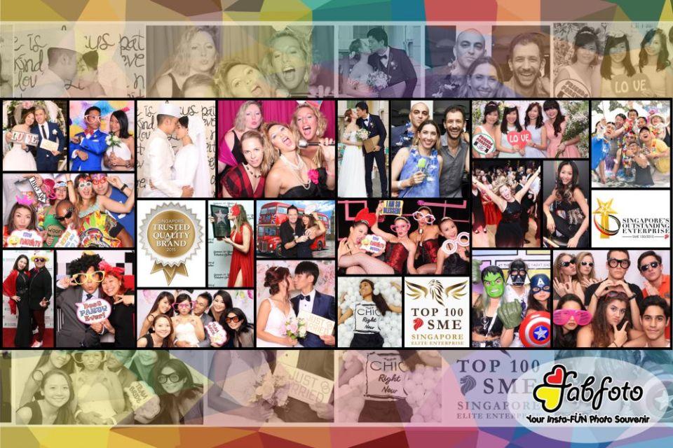 fabfoto wedding photobooths singapore
