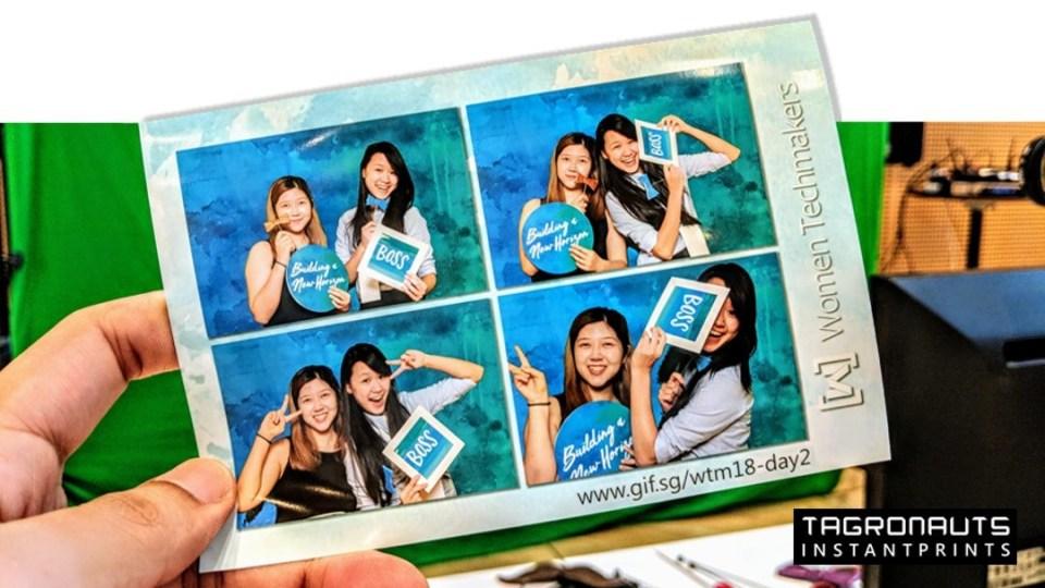 tagronauts photo booth