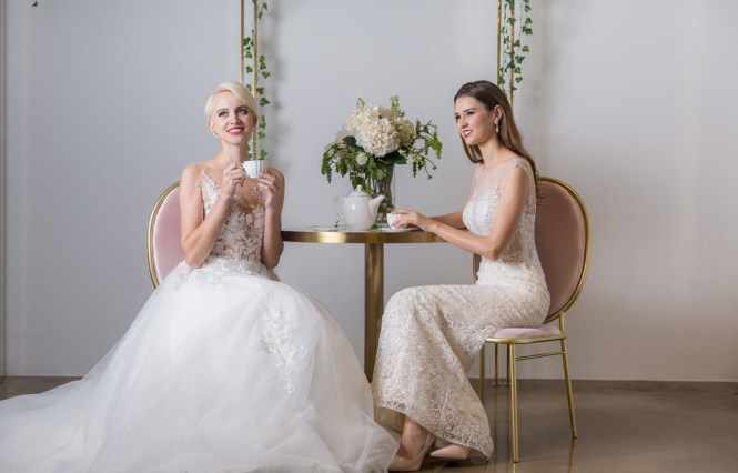12 Noteworthy Bridal Studios for your Wedding Dresses (2018 Edition ...