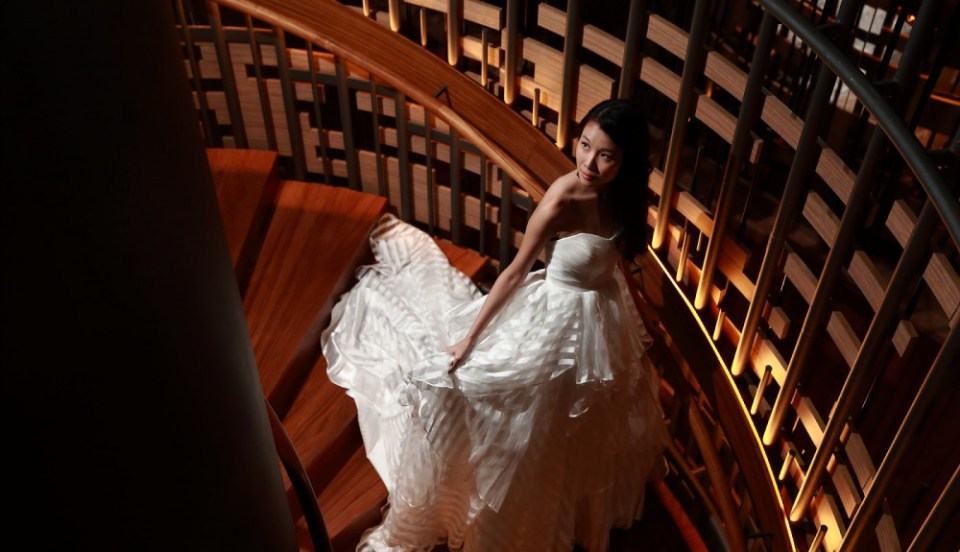 vivian gowns bridal studios singapore