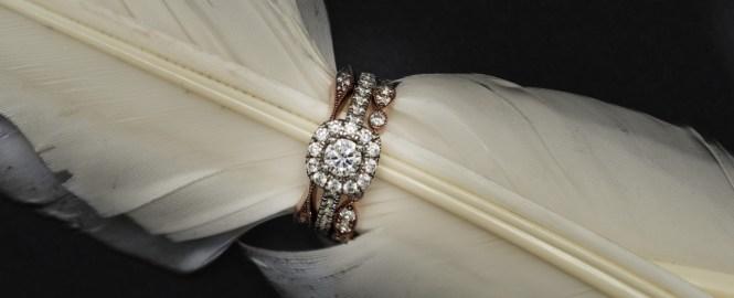 wedding ring carrie k