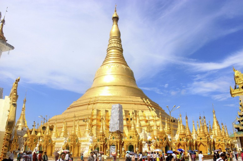 Things to do in Yangon - Shwedagon Pagoda