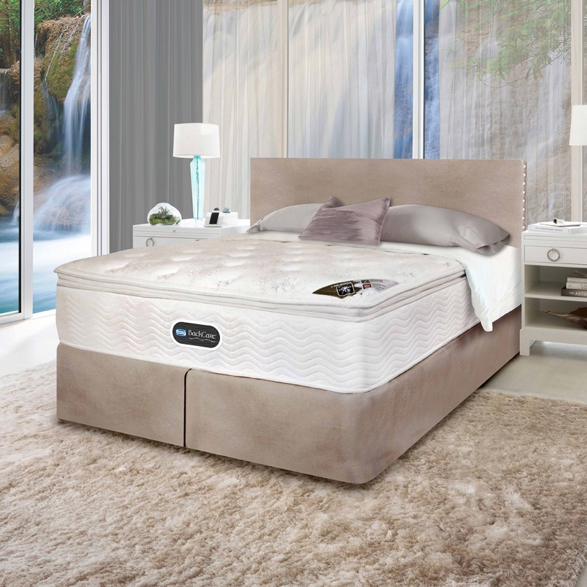 Simmons Mattress - BackCare Luxury