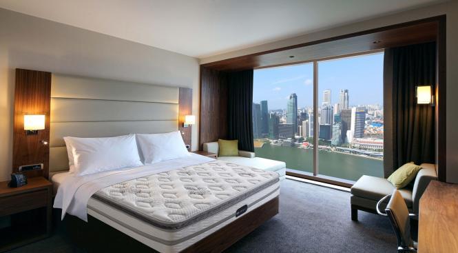 Simmons Mattress - Beautyrest Marina Bay Suite