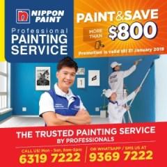 Nippon Paint Promotion