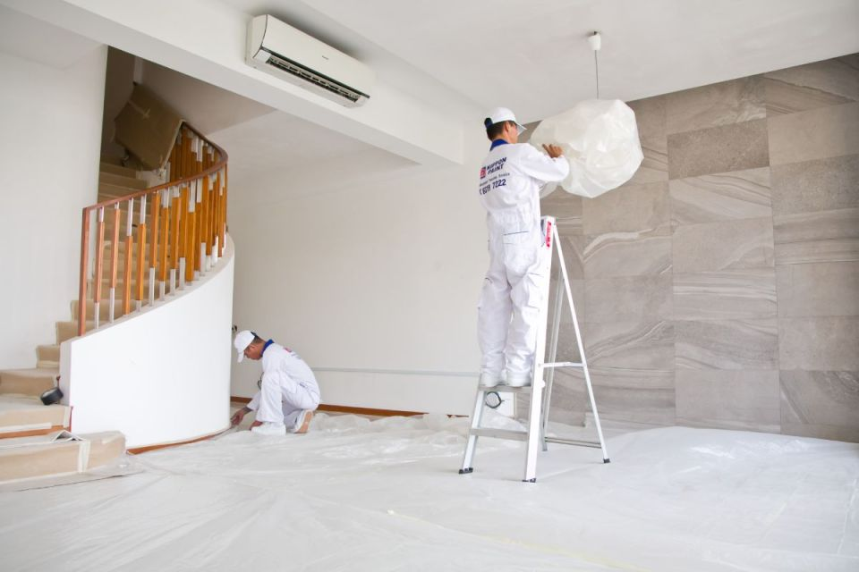Nippon Paint Painting Singapore