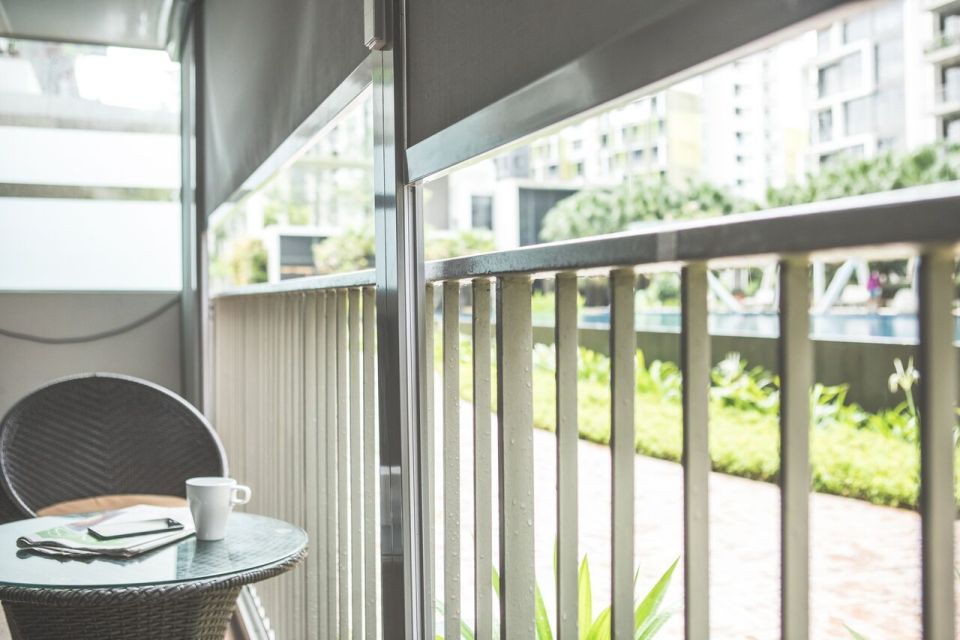 ALTEX SecureZIP Outdoor Blinds Singapore