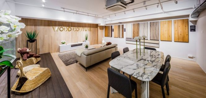 mc2 Smart Blinds and Curtains Fashion Gallery Singapore