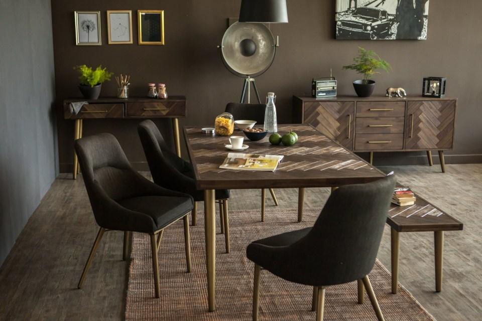 hipvan furniture singapore cadencia dining table