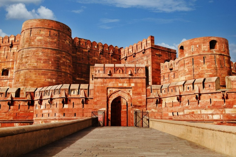 agra honeymoon agra fort